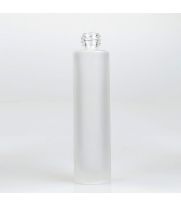 Laura Frosted glass bottle, 50 ml