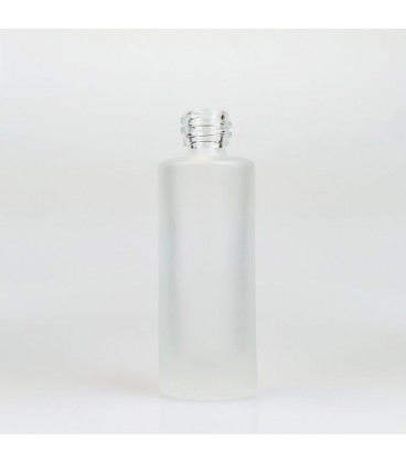 Glass bottle Laura Frosted, 30 ml