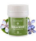 Guaiacwood pure essential oil