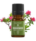 Rhododendron Organic pure essential oil, Ecocert / Cosmos