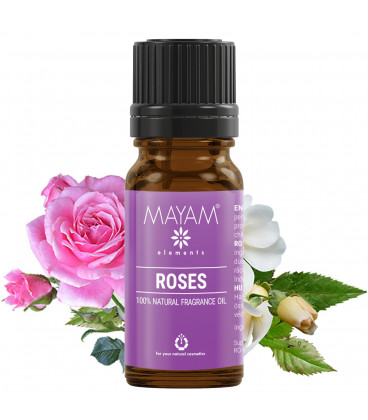 """Natural cosmetic fragrance oil """"Rose"""""""