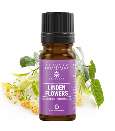 "Natural cosmetic fragrance oil ""Linden"""