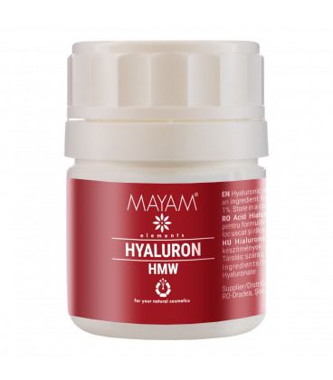 Hyaluronic acid, pure, HMW