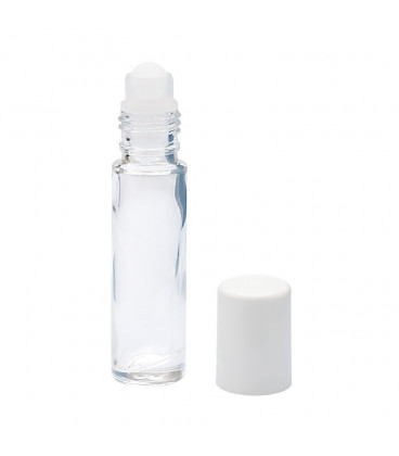 Base Glass mini Roll-on clear 10 ml