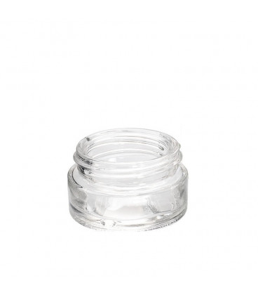 Laurence glass jar 15 ml