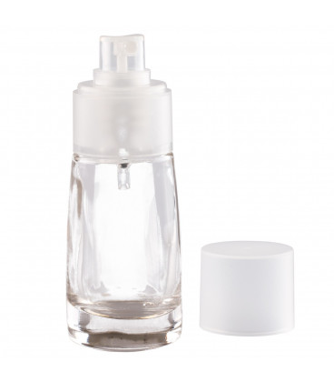 Glass bottle Vogue, 30 ml