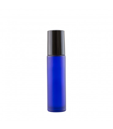 Base Glass mini Roll-on Blue matt 10 ml