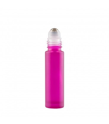 Base Glass mini Roll-on Pink matt 10 ml