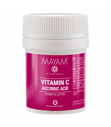 Vitamina C, uz cosmetic, 25 gr
