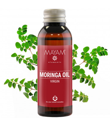 Moringa oil virgin
