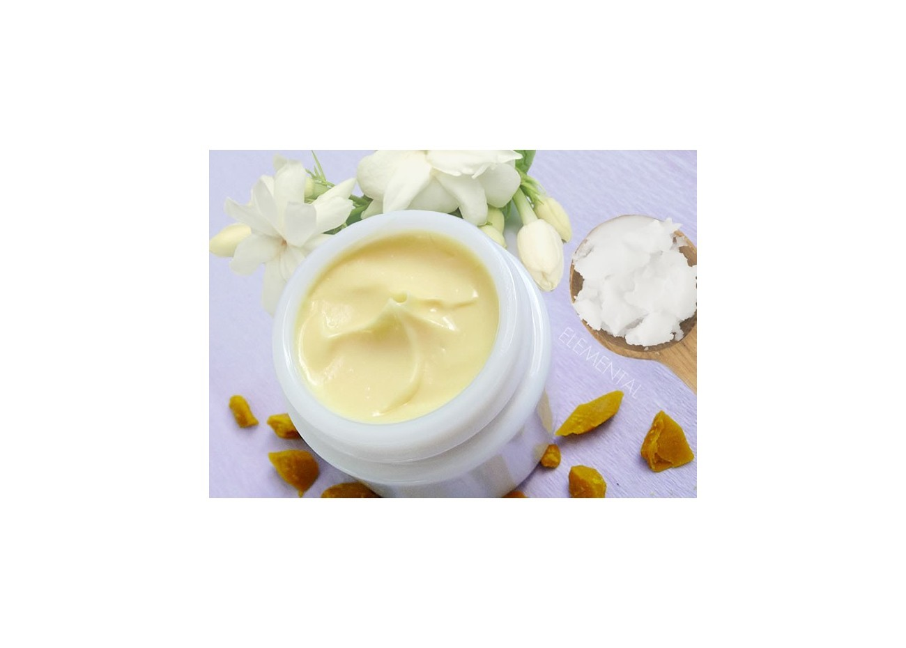 Winter cream for dry skin