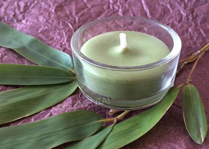 May Chang & Vetiver candle