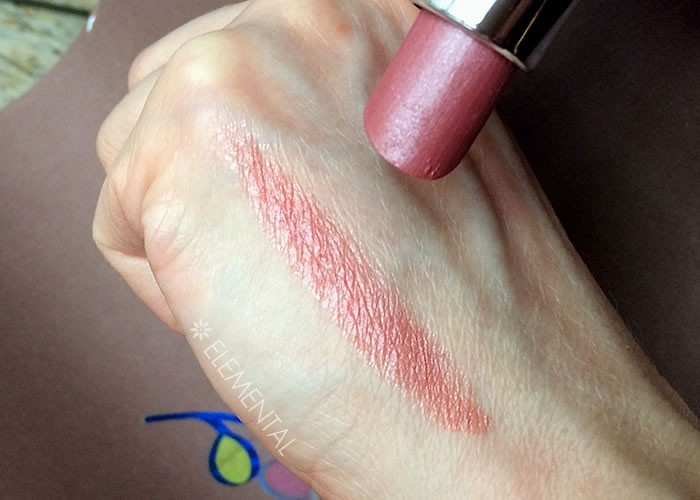 """French pink"" lipstick"