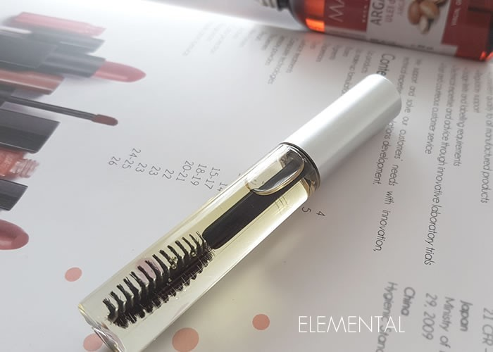 Eyelash and eyebrow serum