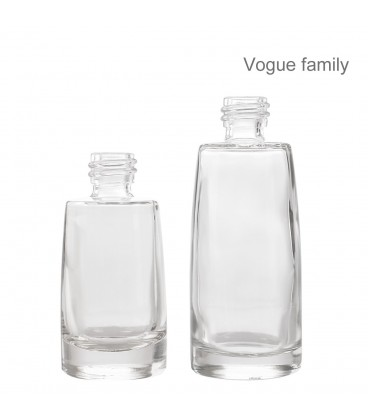 Vogue üvegflakon, 30 ml