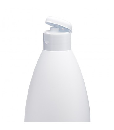 Flacon plastic cu capac flip-top GAIA, 500 ml