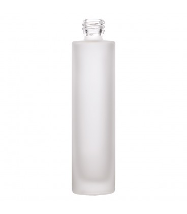 Flacon sticlă Laura Frosted, 50 ml