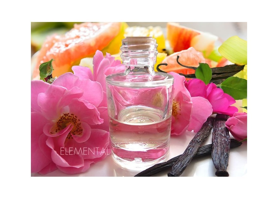 Parfum Rose authentique