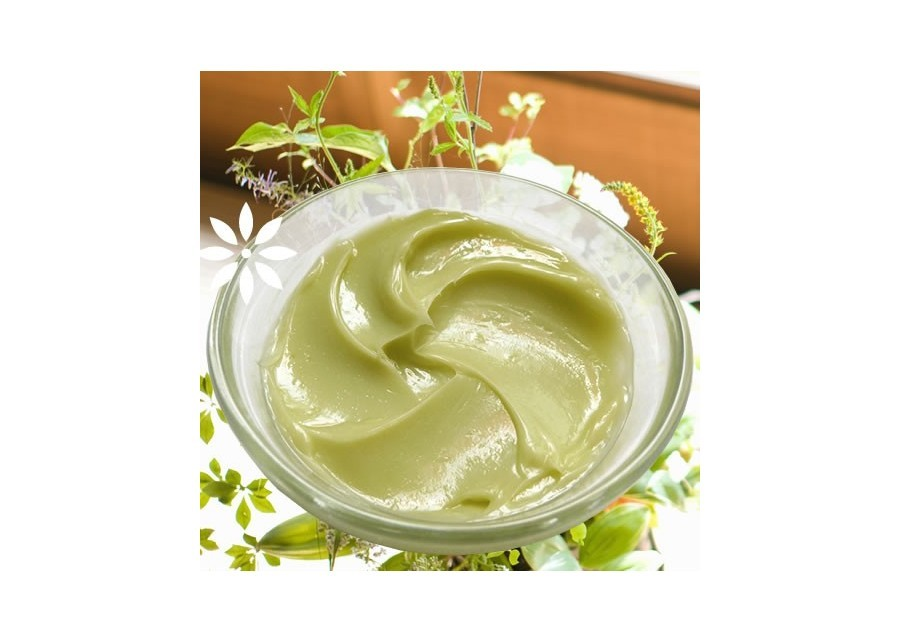 "Body butter ""Green dew"""